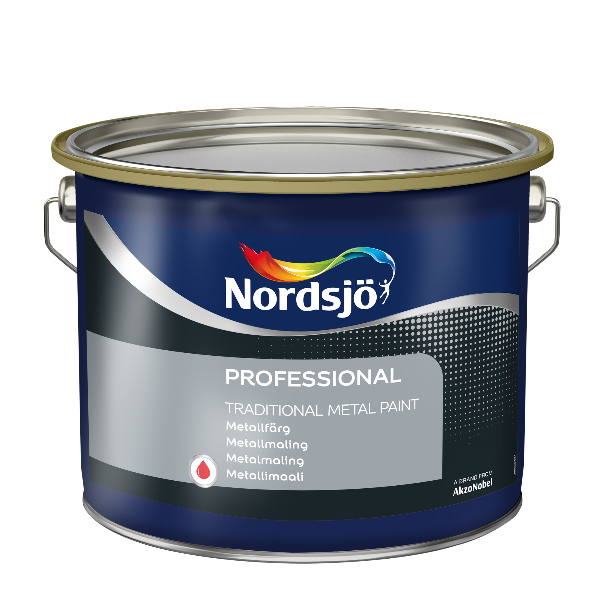 Nordsjö Professional Traditional Metal Paint