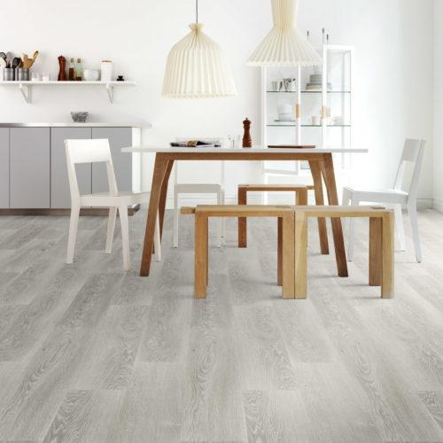 Nordsjö Idé & Design gulv tarkett starfloor click 55 modern oak white