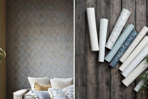 Nordsjö Idé & Design inspirasjon Finn din stil rustikk stil rustikke tapeter